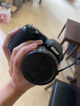 Kamera nikon coolpix l340 malang