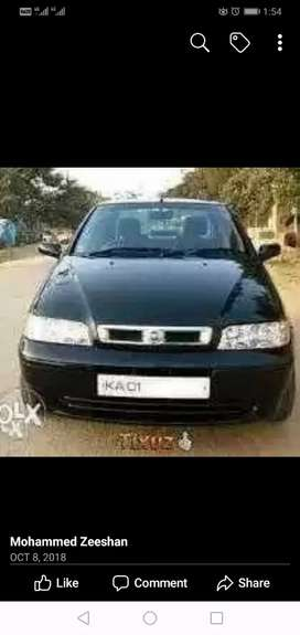 Fiat Petra petrol car