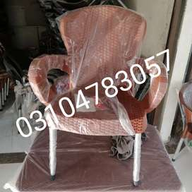 Plastic chairs in high back 4 chair 1 table set Grace