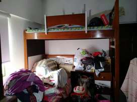 Bunk bad for sale condition 10/10 any interested contac