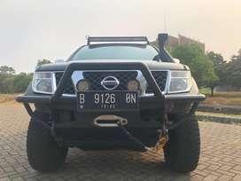 Nissan Navara D40 Full Spec