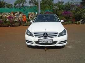 Mercedes-Benz New C-Class C 200 CGI Avantgarde, 2014, Petrol
