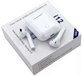 I12 TWS Earpods SEALED PIECE
