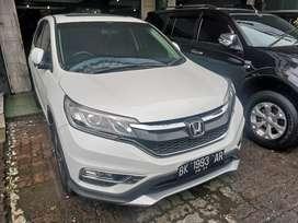 Honda CRV 2.4 prestige fender audio 2016