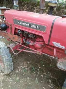 Mahindra 265di tractor l