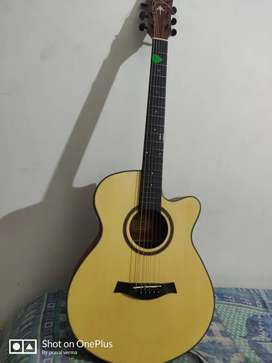 Krafter Single cut-away guitar