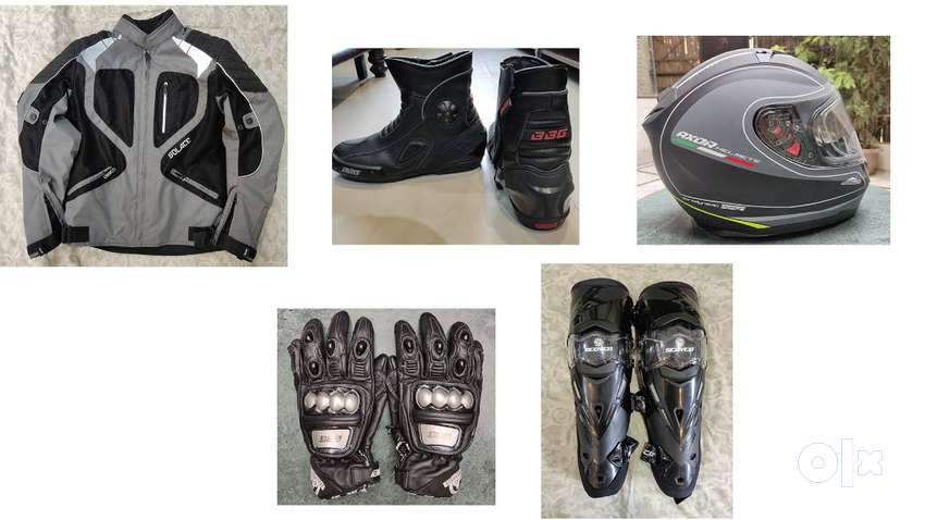 Complete Bike Riding Gear ( For Ladakh/Long Trips or Racing ) 0
