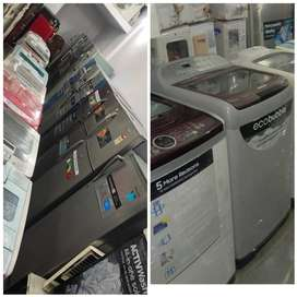 Best 5 year warranty double door fridge available Starting Range>8500/