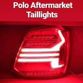 Aftermarket tailights for Polo