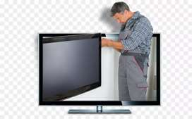All Types Tv Repair LCD LED And Monitors
