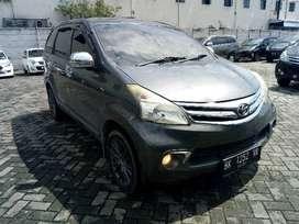 Toyota Avanza MT 2014
