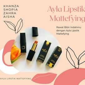Ayla Lipstick Mattefying Care Gratis Ongkir