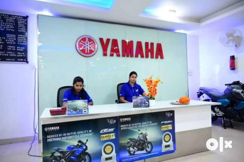 Urgent Requirement in YAMAHA MOTORS. 0