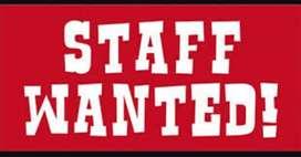 Service Staff
