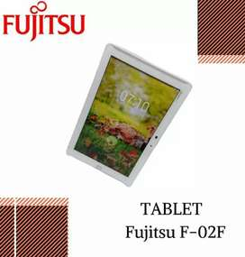 { Ready gan } Tablet Fujitsu F02F internal lega 64GB