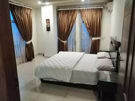 LUXURIOUS FURNISH 3 BEDROOMS  APARTMENT FOR RENT BAHRIA PHASE 4