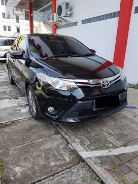 TOYOTA ALL NEW VIOS G MANUAL 2016