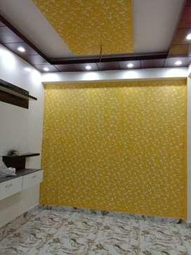 2 bhk floor with car parking and 80% loan fecility uttam nagar west