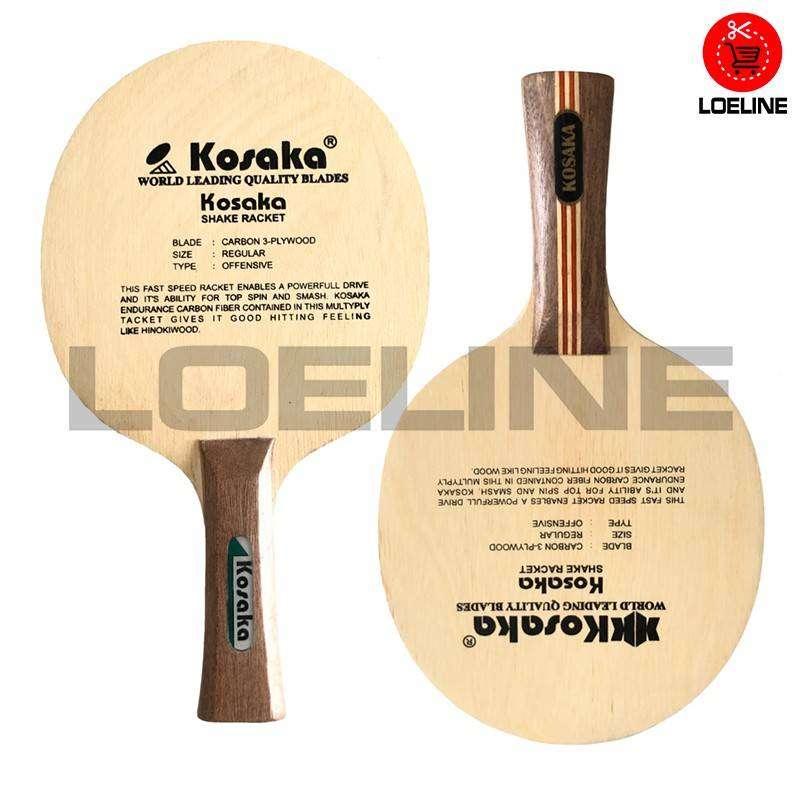 Kayu Bet Bat Blade Pingpong Tenis Meja Kosaka Regular ID83