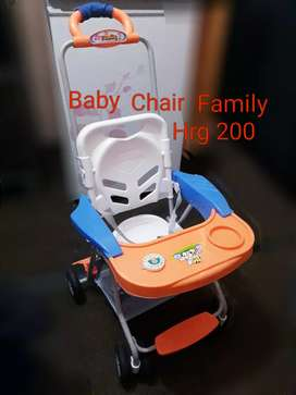Baby chair family