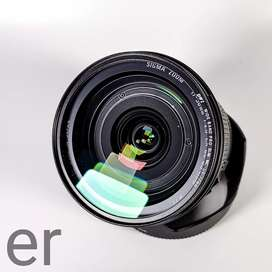 Sigma 17-50mm F2.8 EX DC OS HSM for Canon Super