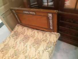 Single Bed in Use for Sale