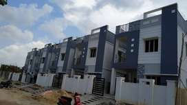 In  Mallampet Duplex House For Sale Just 85lacs