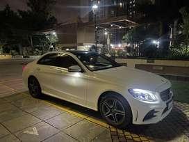 Mercedes-Benz New C-Class, 2019, Diesel