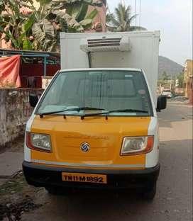 Ashok Leyland Dost Insulated Vehicle