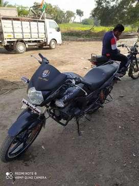 Hero hunk good condition bike