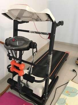 Treadmill bfit onesport 238