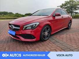 [OLXAutos] Mercedes Benz CLA200 2016 Bensin 1.6 A/T Merah #Volta Auto