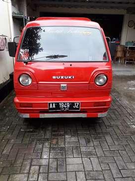 Carry Bagong Pick Up 86 Warna Merah 35jt nego