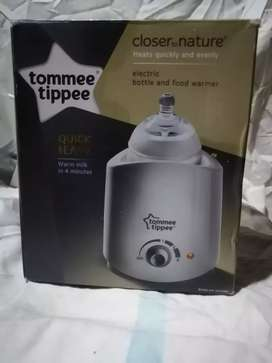 Brand New Tommee Tippee Bottle Warmer