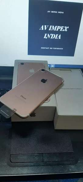 Apple iphone 7 32GB Available Rose Gold Colour