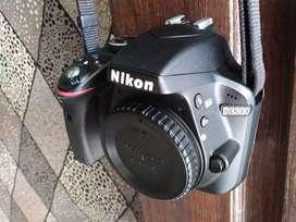 Kamera DSLR Nikon D3300