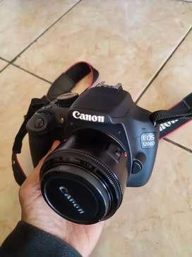 Canon 1200d fix 50mm