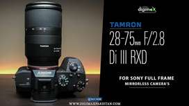 Tamron 28-75 f/2.8 Sony mount box Packed