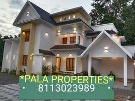 BRAND NEW HOUSE SALE IN PALA THODUPUZHA HIGHWAY NEAR 1 KM@