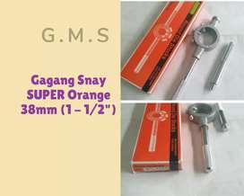 "SUPER Gagang Snay Bulat Uk.3/8mm (1-1/2"")"