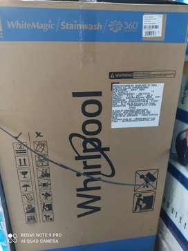 Whirlpool 7.5 kg washing machine new