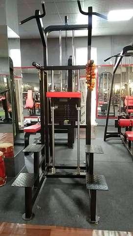 Fully Commercial Gym Setup