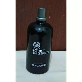 The Body Shop Activist Original Botol Parfum Kosong