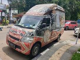 Food truck daihatsu high roof 2015