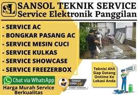 Service Kulkas AC Pasang AC servis Mesin cuci Jabon Porong Sidoarjo