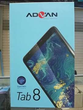 Advan Tab 8 RAM 3/16 GB Garansi Resmi