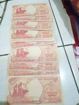 Uang kuno th 70an