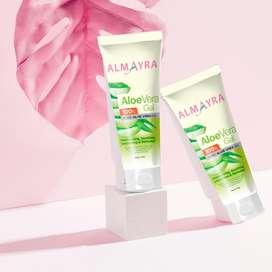 Aloevera Gel Almayra/AloeVera Gel/Aloe Vera 100gr