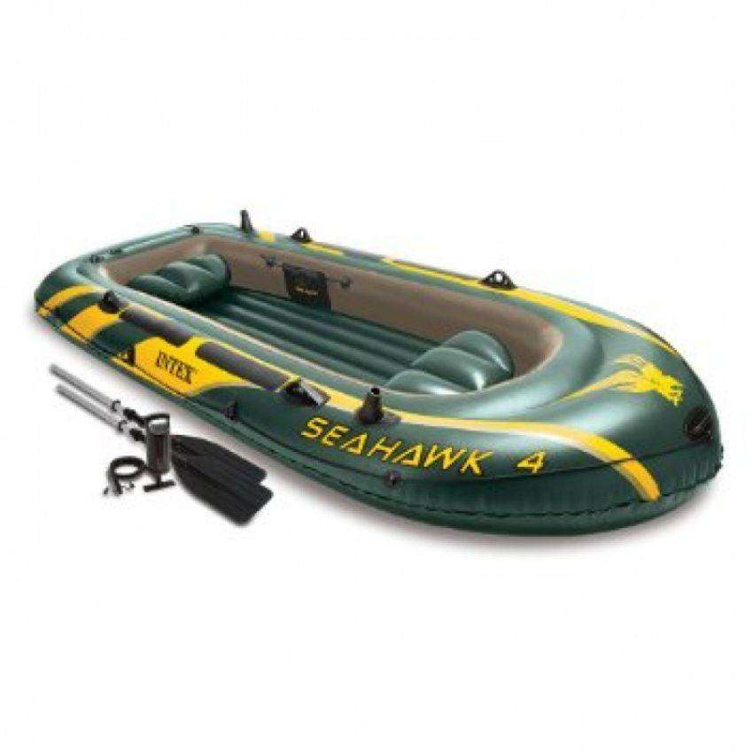 Intex Seahawk 4 Boat Se 0