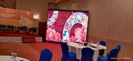 SMD screen / video wall available on rent in Lahore